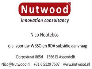 Logo Nutwood
